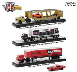 Assortment/ Mix  - Various - 1:64 - M2 Machines - m2-36000-29 | Tom's Modelauto's