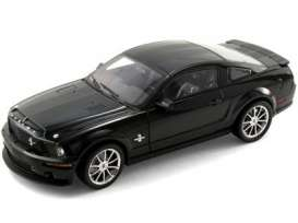Shelby  - 2008 black/black - 1:18 - Shelby Collectibles - shelby299 | Tom's Modelauto's