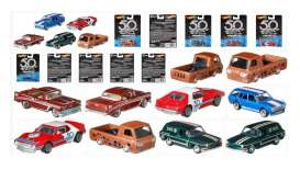 Assortment/ Mix  - 2018 various - 1:64 - Hotwheels - hwmvFLF35-965A | Tom's Modelauto's