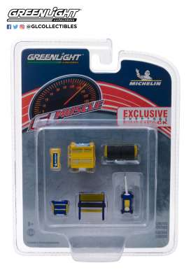 Accessoires diorama - 2018 various - 1:64 - GreenLight - 13161 - gl13161 | Tom's Modelauto's