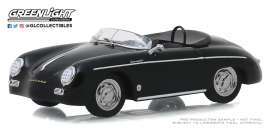 Porsche  - 356 Speedster Super 1958 black - 1:43 - GreenLight - 86539 - gl86539 | Toms Modelautos