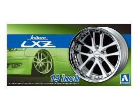 Rims & tires Wheels & tires - 1:24 - Aoshima - abk155298 | Tom's Modelauto's