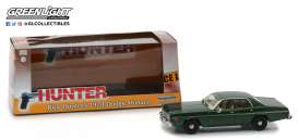 Dodge  - Monaco *Hunter* 1977  - 1:43 - GreenLight - gl86537 | Tom's Modelauto's