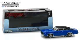 Dodge  - Charger *Christine* 1968 blue/black - 1:43 - GreenLight - 86531 - gl86531 | Tom's Modelauto's