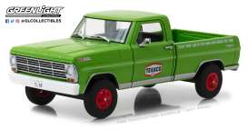 Ford  - F-100 1967 green - 1:24 - GreenLight - 85012 - gl85012 | Tom's Modelauto's
