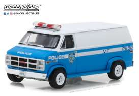 GMC  - Vandura 1987  - 1:64 - GreenLight - gl42850C | Tom's Modelauto's