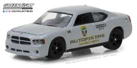 Dodge  - Charger Policia 2008  - 1:64 - GreenLight - 42850D - gl42850D | Tom's Modelauto's