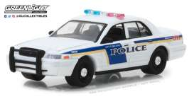 Ford  - Crown Victoria Police 2010  - 1:64 - GreenLight - 42850E - gl42850E | Tom's Modelauto's