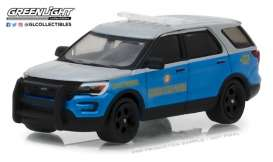 Ford  - Police Interceptor Utility 2016  - 1:64 - GreenLight - gl42850F | Tom's Modelauto's