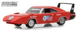 Dodge  - Charger Daytona 1969 red - 1:64 - GreenLight - 29969 - gl29969 | Tom's Modelauto's