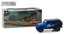 Jeep  - Wrangler Unlimited 2012 T.B.A. - 1:43 - GreenLight - gl86099 | Tom's Modelauto's
