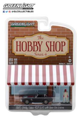 Shelby  - Cobra 1965  - 1:64 - GreenLight - 97040A - gl97040A | Tom's Modelauto's
