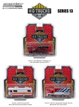 Assortment/ Mix  - various - 1:64 - GreenLight - 33130 - gl33130 | Tom's Modelauto's