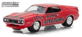 AMC  - Javelin AMX pace car 1972 red - 1:64 - GreenLight - 29948 - gl29948 | Tom's Modelauto's