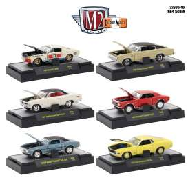 Assortment/ Mix  - various - 1:64 - M2 Machines - M2-32600-40 | Tom's Modelauto's