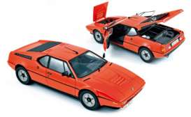 BMW  - 1978 orange - 1:18 - Minichamps - 80432411549 - mc80432411549 | Tom's Modelauto's
