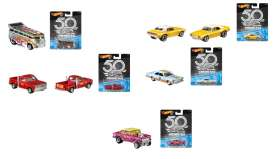Assortment/ Mix  - 2018 various - 1:64 - Hotwheels - FLF35-965B - hwmvFLF35-965B | Tom's Modelauto's