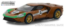 Ford  - GT 2017  - 1:64 - GreenLight - 13220A - gl13220A | Tom's Modelauto's