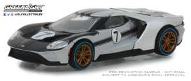 Ford  - GT 2017  - 1:64 - GreenLight - 13220B - gl13220B | Tom's Modelauto's