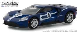Ford  - GT 2017  - 1:64 - GreenLight - 13220C - gl13220C | Tom's Modelauto's