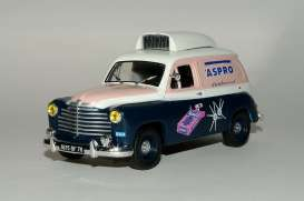 Renault  - Colorale pink/white/blue - 1:43 - Magazine Models - TDF4 - magTDF4 | Tom's Modelauto's