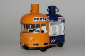 Renault  - 1400kg blue/white/orange - 1:43 - Magazine Models - TDF7 - magTDF7 | Toms Modelautos