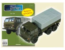 Star  - 266 green - 1:72 - Magazine Models - magPCstar | Tom's Modelauto's