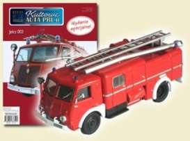 Star  - Jelcz 003 red - 1:72 - Magazine Models - magPCjelcz003 | Tom's Modelauto's