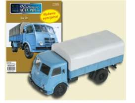 Star  - 20 blue - 1:43 - Magazine Models - magPCstar20 | Tom's Modelauto's
