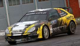 Citroen  - Xsara WRC #25 white/yellow/black - 1:18 - SunStar - 4476 - sun4476 | Toms Modelautos
