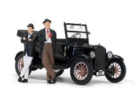 Ford  - Model T L&H 1925 black - 1:24 - SunStar - sun1904LandH | Tom's Modelauto's