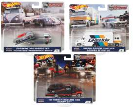 Assortment/ Mix  - various - 1:64 - Hotwheels - FLF56-965A - hwmvFLF56-965A | Tom's Modelauto's