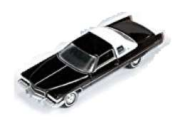 Cadillac  - 1976 black/white - 1:64 - Auto World - 64002B6 - AW64002B6 | Tom's Modelauto's