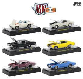 Assortment/ Mix  - various - 1:64 - M2 Machines - M2-32600-41 | Tom's Modelauto's
