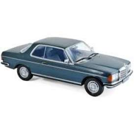 Mercedes Benz  - 280 CE 1980 blue - 1:18 - Norev - nor183589 | Tom's Modelauto's