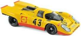 Porsche  - 917K AAW Spa 1970 yellow - 1:18 - Norev - 187585 - nor187585 | Toms Modelautos