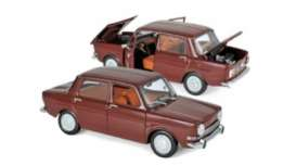 Simca  - 1000 LS 1974 red - 1:18 - Norev - 185713 - nor185713 | Tom's Modelauto's