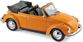 Volkswagen  - 1303 Cabriolet 1972 orange - 1:18 - Norev - 188521 - nor188521 | Tom's Modelauto's