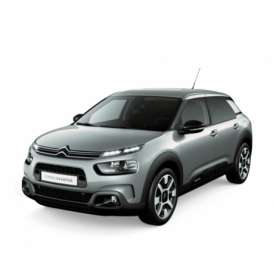 Citroen  - C4 Cactus 2018 grey/black - 1:43 - Norev - 155476 - nor155476 | Tom's Modelauto's