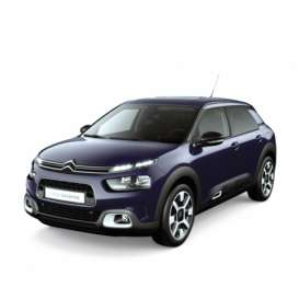 Citroen  - C4 Cactus 2018 deep purple - 1:43 - Norev - 155477 - nor155477 | Tom's Modelauto's