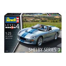 Shelby  - Series I 1996  - 1:25 - Revell - Germany - 07039 - revell07039 | Toms Modelautos