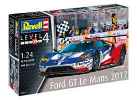 Ford  - GT 2018  - 1:24 - Revell - Germany - 07041 - revell07041 | Toms Modelautos