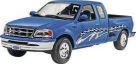 Ford  - F-150 XLT 1997  - 1:25 - Revell - Germany - revell07045 | Tom's Modelauto's