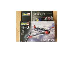 North American Aviation  - T-6G Texan  - 1:72 - Revell - Germany - 63924 - revell63924 | Tom's Modelauto's