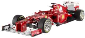 Ferrari  - 2012 red - 1:18 - Hotwheels Elite - hwmvX5484 | Tom's Modelauto's