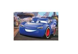 Pixar Cars  - The fabulous Lightning McQueen blue - 1:20 - Revell - Germany - 00863 - revell00863 | Toms Modelautos