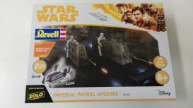 Star Wars  - Han Solo Item B  - 1:28 - Revell - Germany - 06768 - revell06768 | Toms Modelautos