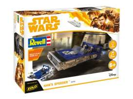 Star Wars  - 1:28 - Revell - Germany - 06769 - revell06769 | Tom's Modelauto's