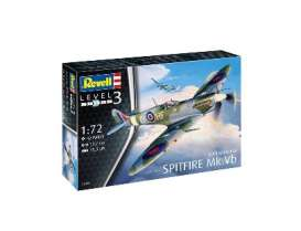 Military Vehicles  - Supermarine Mk.Vb  - 1:72 - Revell - Germany - 03897 - revell03897 | Tom's Modelauto's