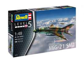 Military Vehicles  - MIG-21 SMT  - 1:48 - Revell - Germany - 03915 - revell03915 | Toms Modelautos